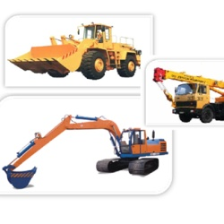 Rental of construction machines and equipment