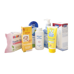Goods for hygiene and child care