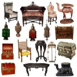 Furniture, accessories, Interior items