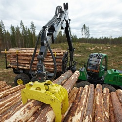 Equipment for timber cutting